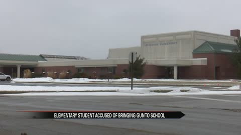 Jefferson Elementary School student accused of bringing gun to...